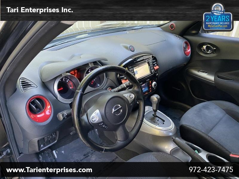 Nissan JUKE 2015 price $10,900