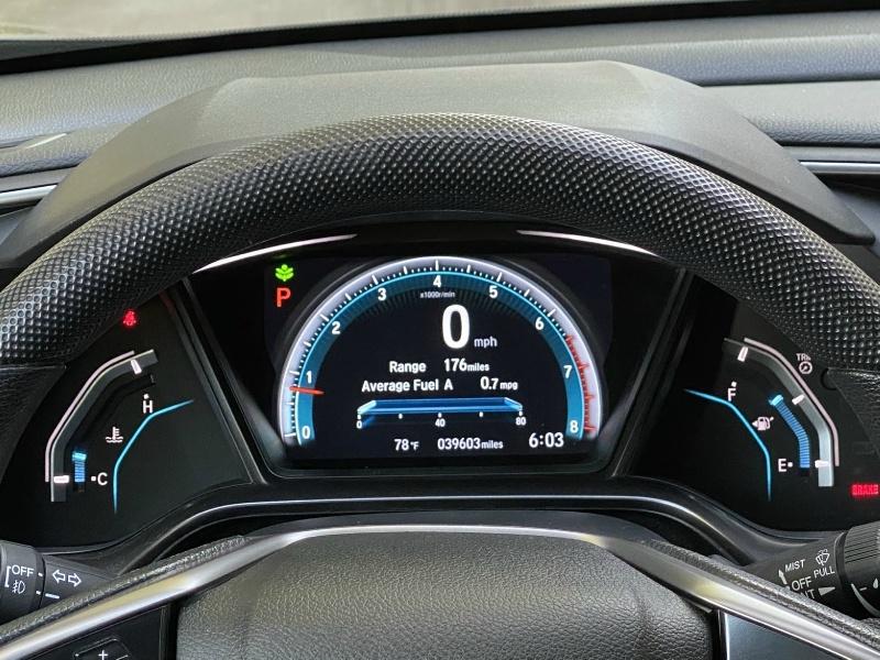 Honda Civic Hatchback 2018 price $17,900