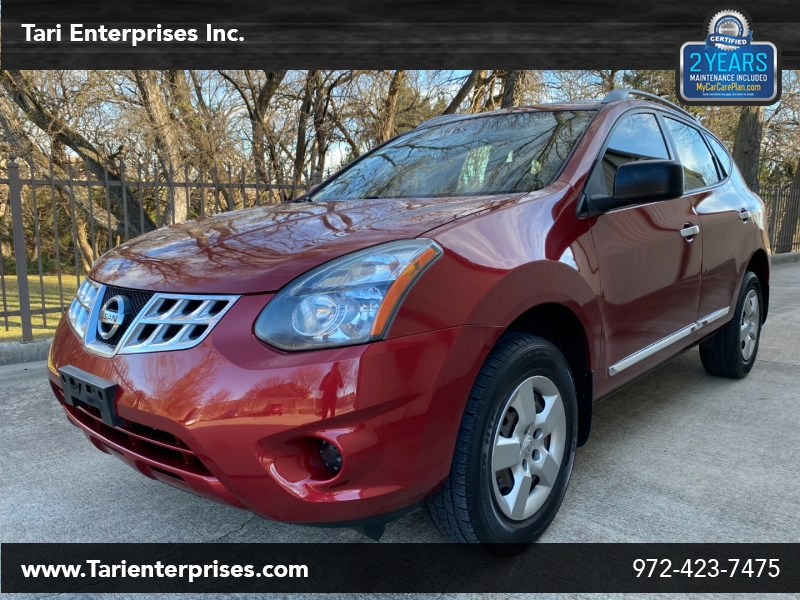 Nissan Rogue Select 2014 price $9,900