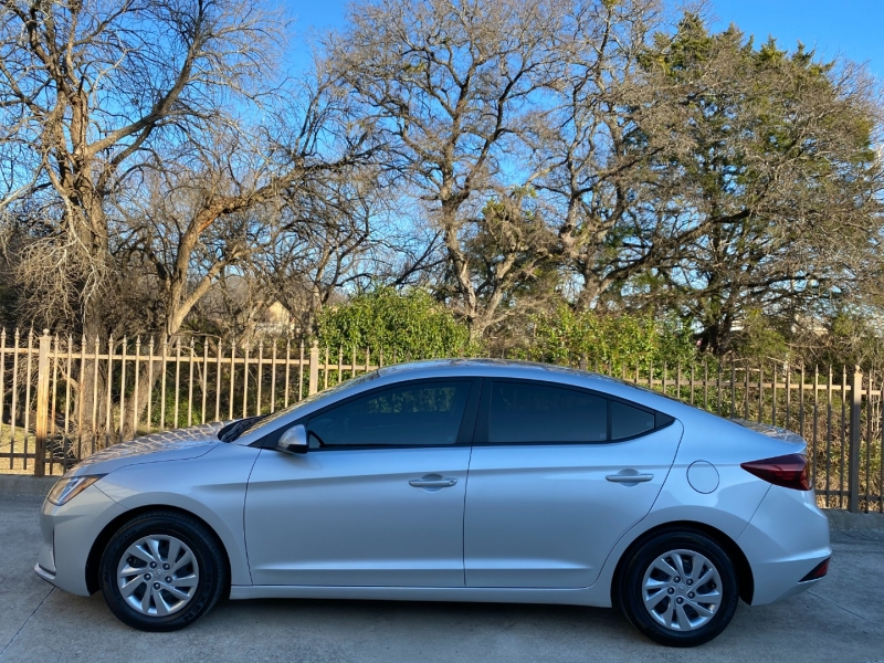 Hyundai Elantra 2019 price $14,900