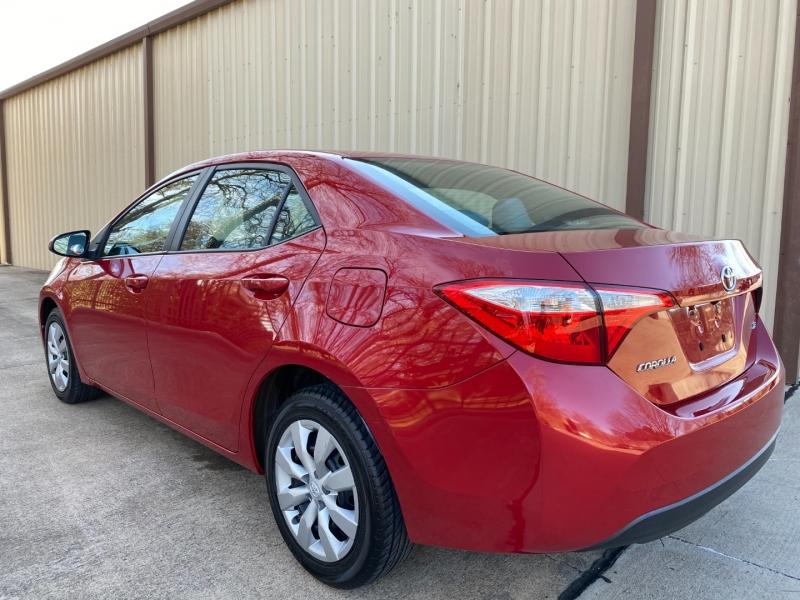 Toyota Corolla 2014 price $9,900