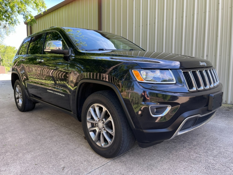 Jeep Grand Cherokee 2014 price $14,900