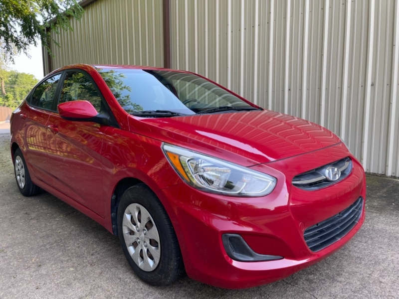 Hyundai Accent 2016 price $9,900