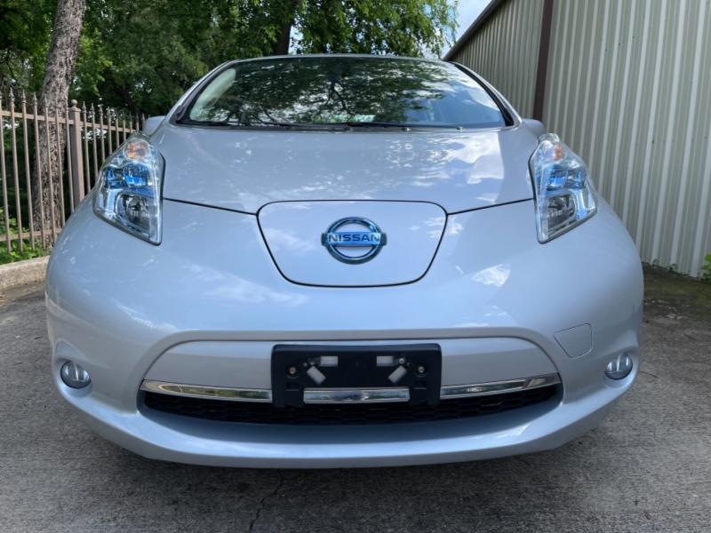 Nissan LEAF 2012 price $6,900