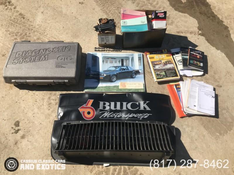Buick Grand National 1985 price $23,500