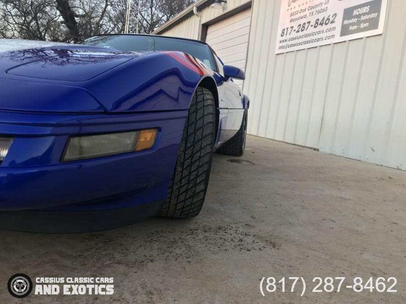 Chevrolet Corvette Grand Sport 1996 price SOLD