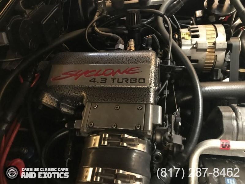 GMC SYCLONE 1991 price $25,000