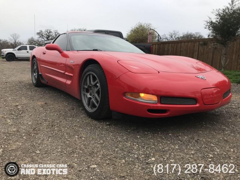 Chevrolet CORVETTE 2003 price $13,000