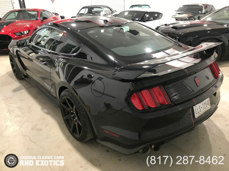 Ford Mustang Shelby GT350R - Hennessey HPE850 2018 price $104,000