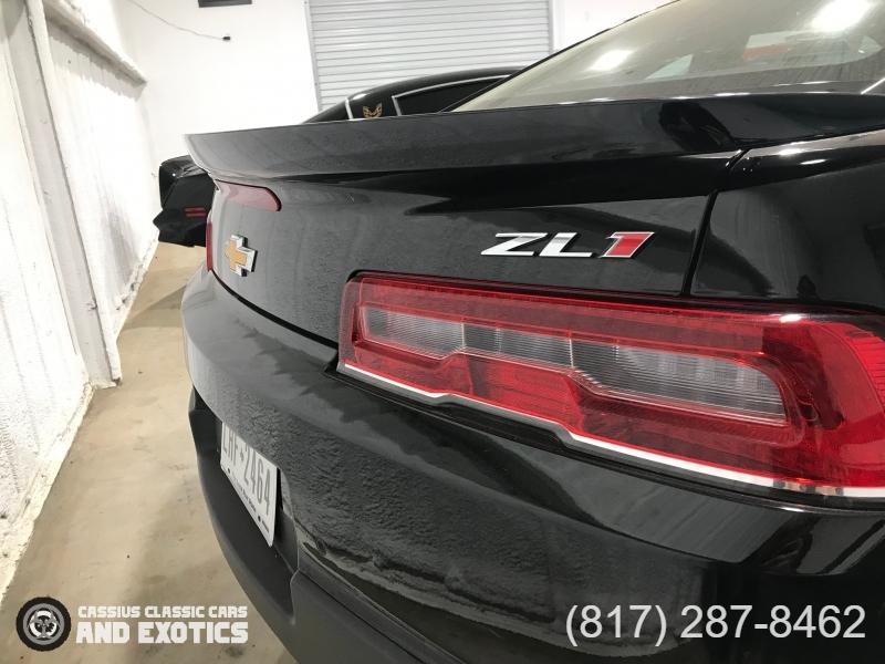 Chevrolet Camaro ZL1 2015 price SOLD