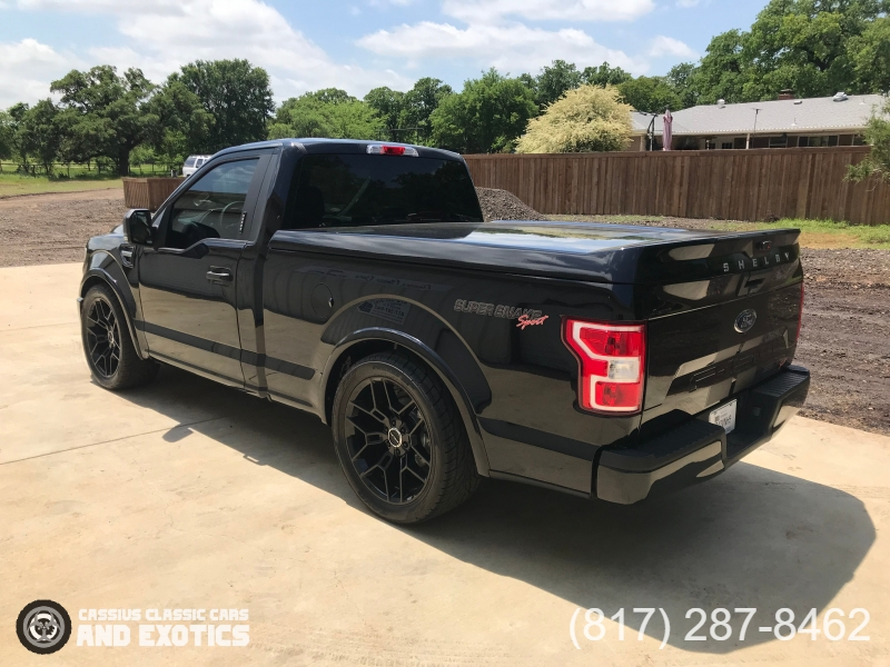 Ford F-150 Shelby SuperSnake Sport 2020 price SOLD