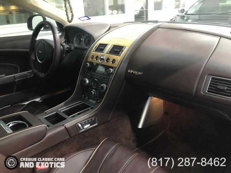 Aston Martin Virage 2012 price $84,000