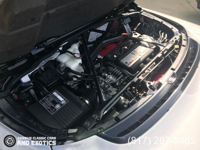Acura NSX-T Targa - VIN# 00001 2001 price SOLD