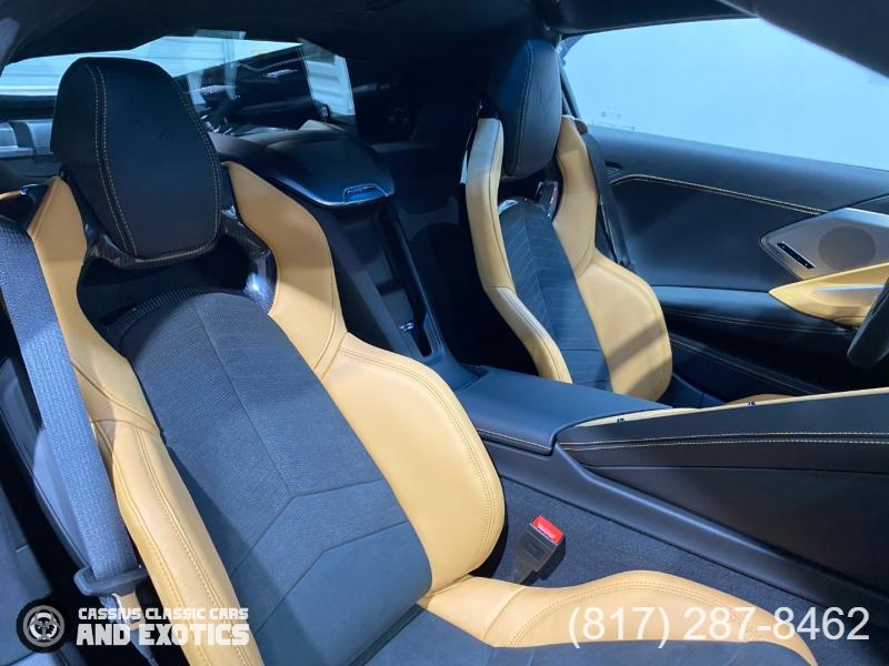 Chevrolet Corvette 2020 price SOLD
