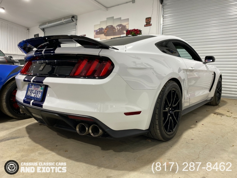 Ford Mustang - Shelby GT350 2019 price SOLD