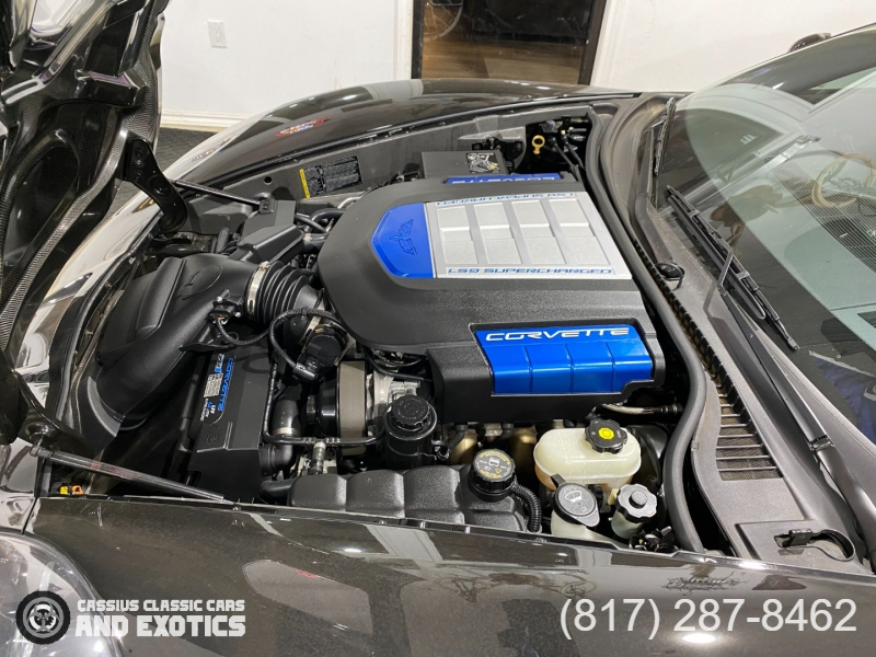 Chevrolet Corvette ZR1 3LZ 2009 price $70,995