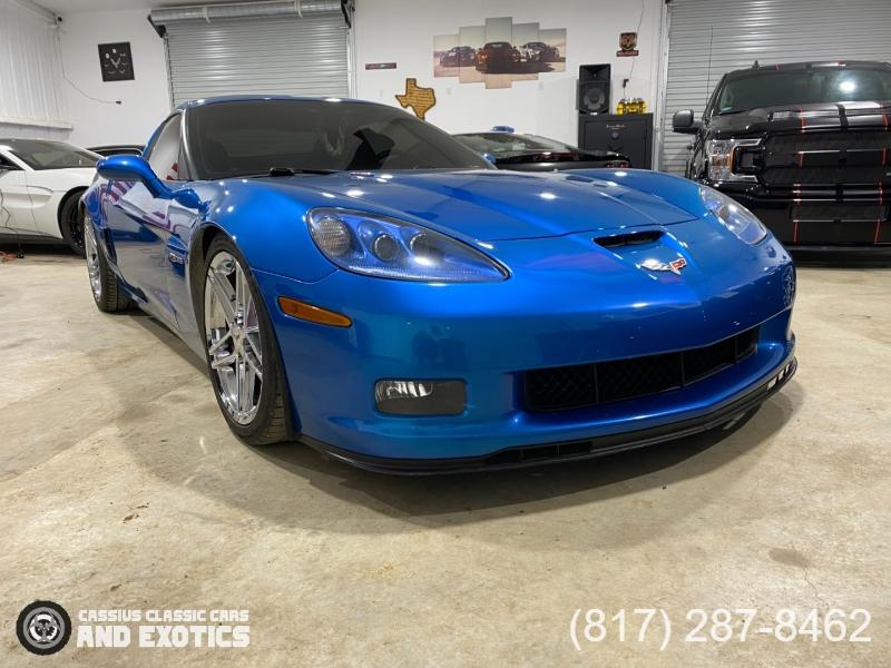 Chevrolet Corvette Z06 3LZ 2008 price $42,995