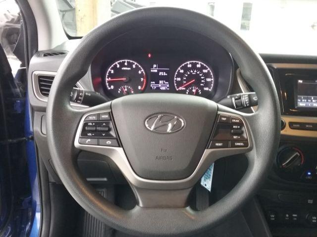 Hyundai Accent 2018 price $12,999
