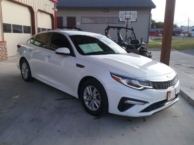 Kia Optima 2019 price $16,999