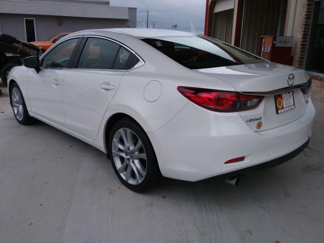 Mazda Mazda6 2016 price $15,499