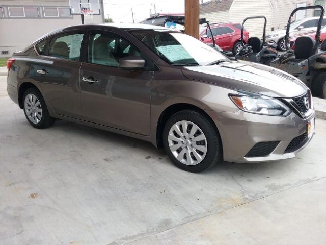 Nissan Sentra 2017 price $14,999
