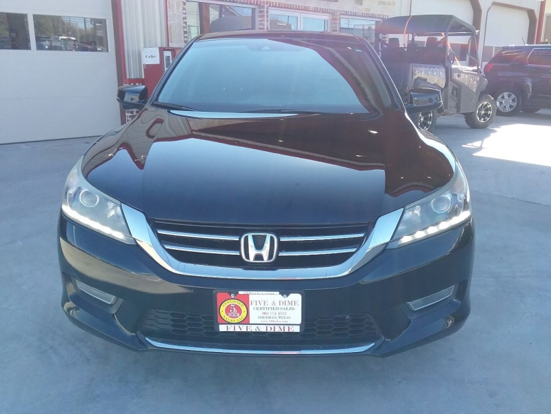 Honda Accord 2013 price $12,999