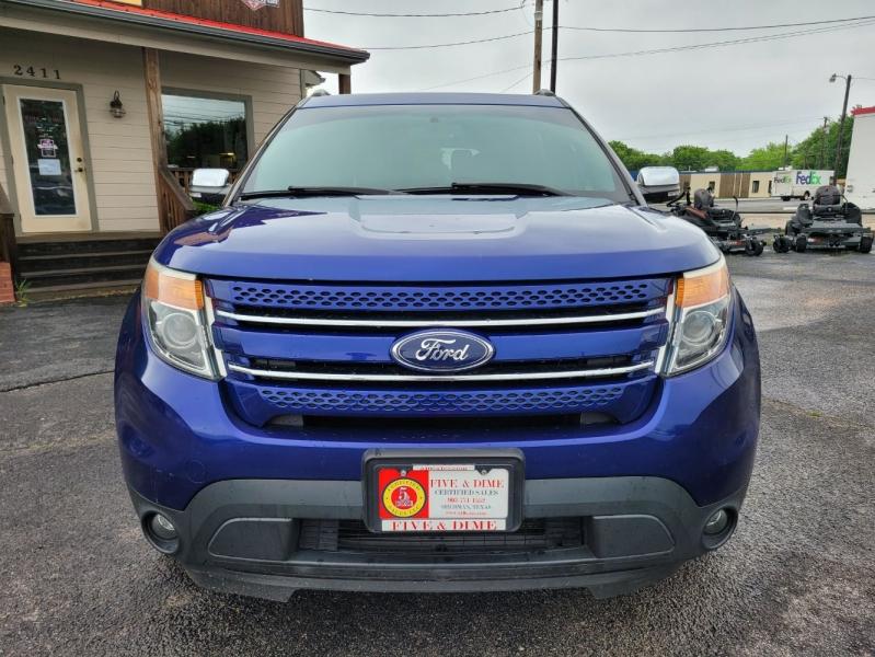 Ford Explorer 2015 price $19,999