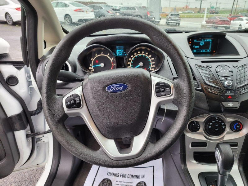Ford Fiesta 2017 price $9,999