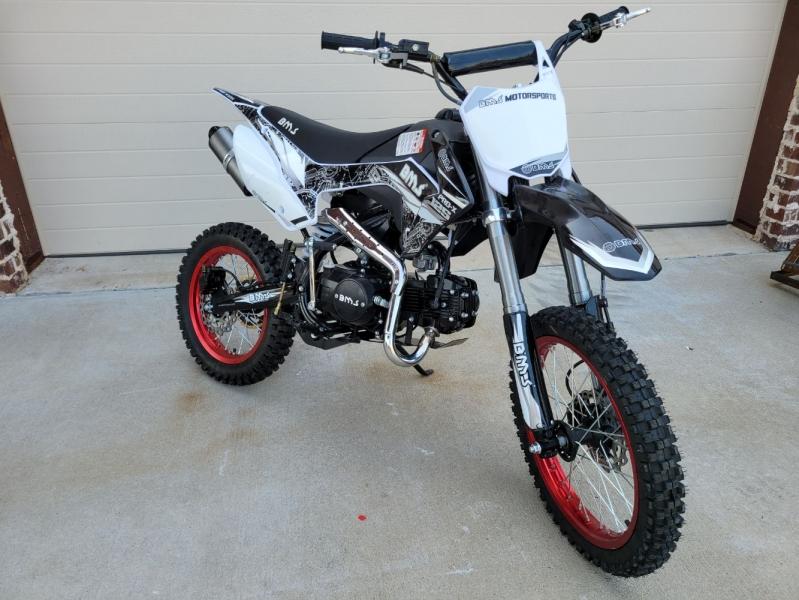 BMS PRO-X 125 2021 price $1,699