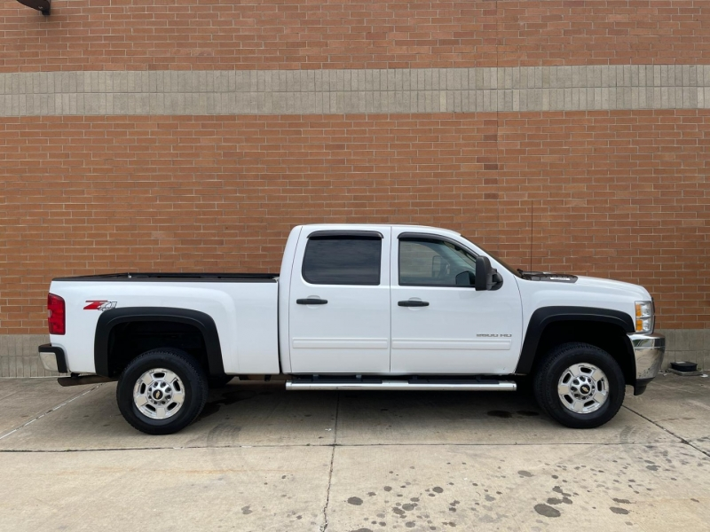 Chevrolet Silverado 2500HD 2012 price $15,500