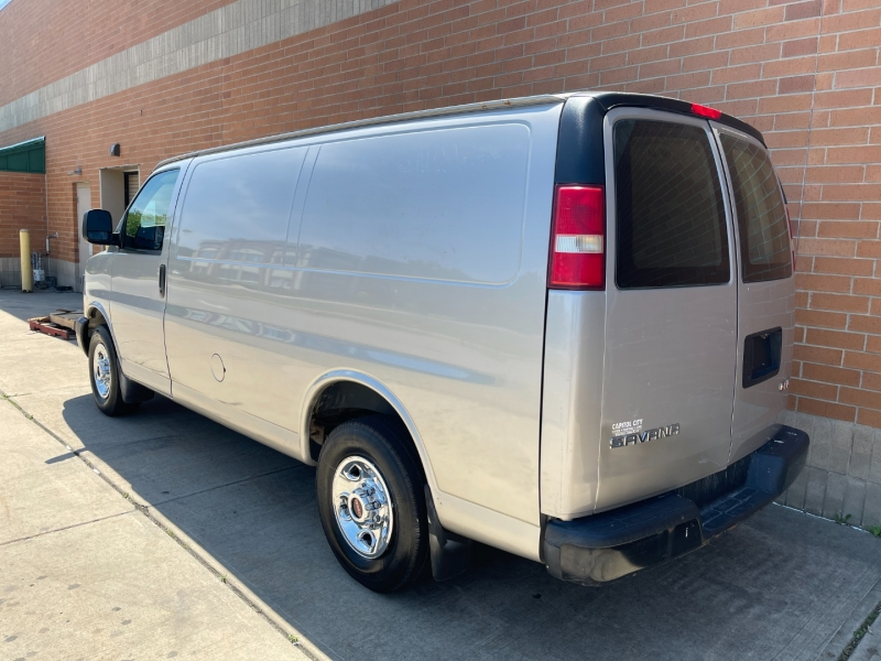 GMC Savana Cargo Van 2008 price $13,900