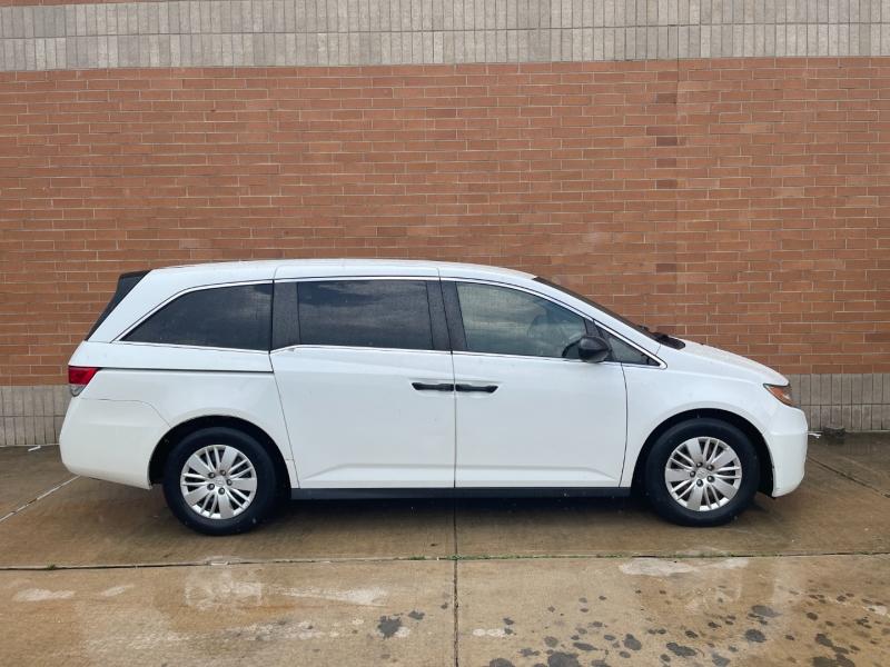 Honda Odyssey 2015 price $10,500