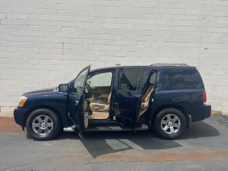 Nissan Armada 2007 price $9,500