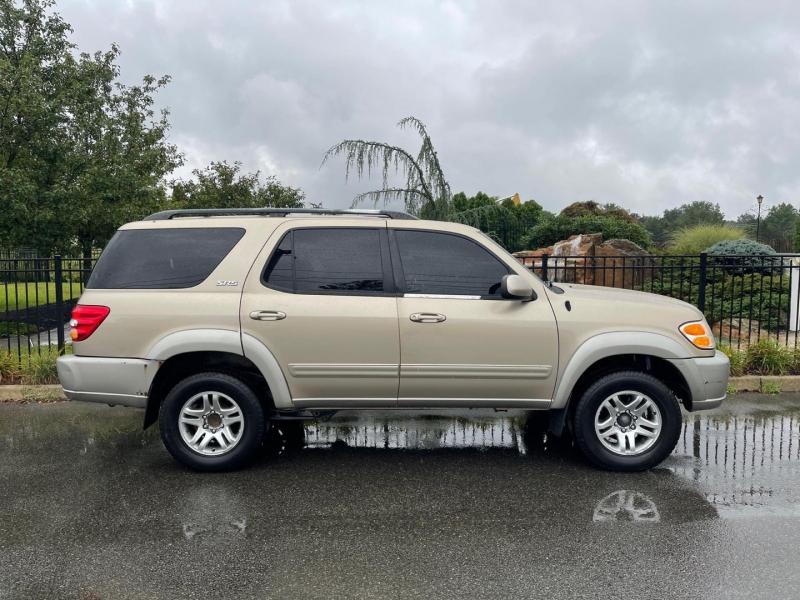 Toyota Sequoia 2004 price $0