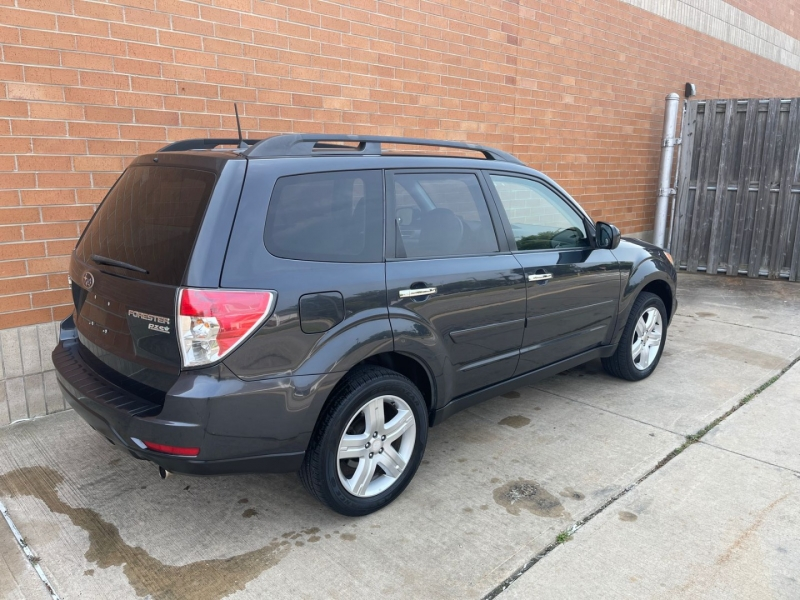 Subaru Forester 2010 price $10,500