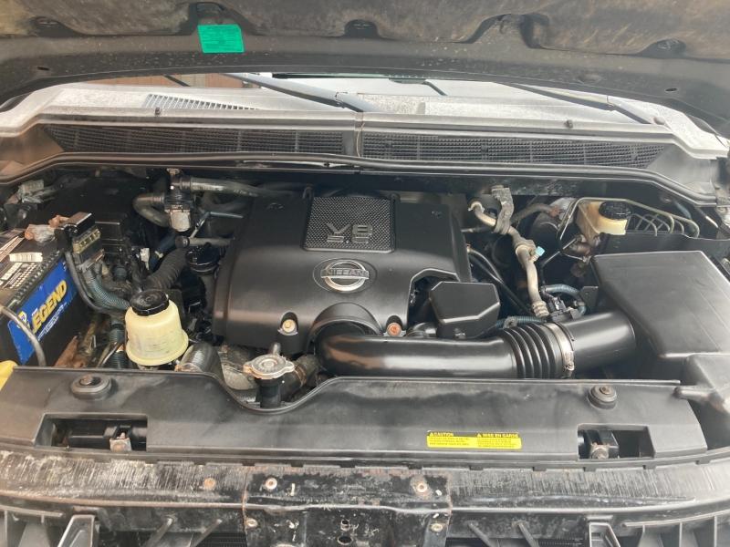 Nissan Titan 2005 price $10,800