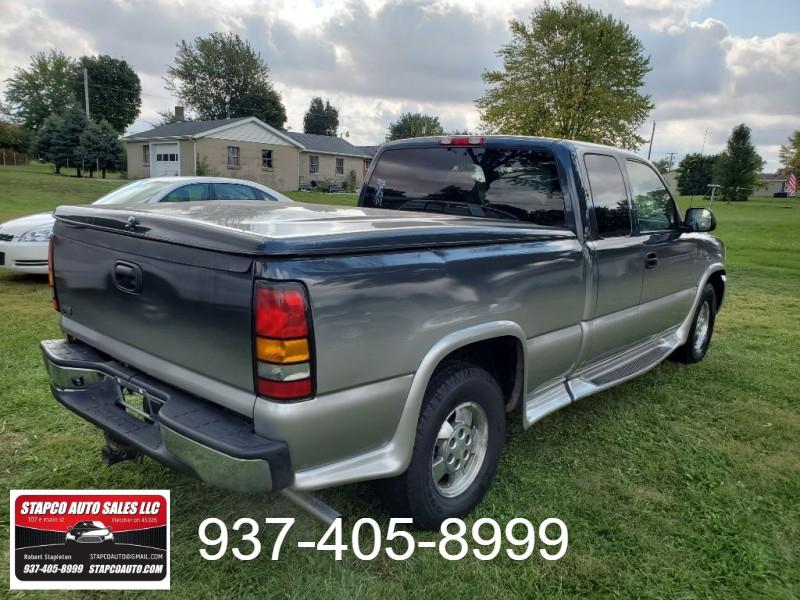 GMC NEW SIERRA 2004 price $8,995