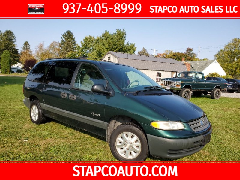 PLYMOUTH GRAND VOYAGER 1998 price $1,995