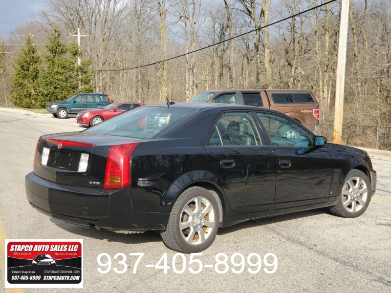 CADILLAC CTS 2006 price $4,995