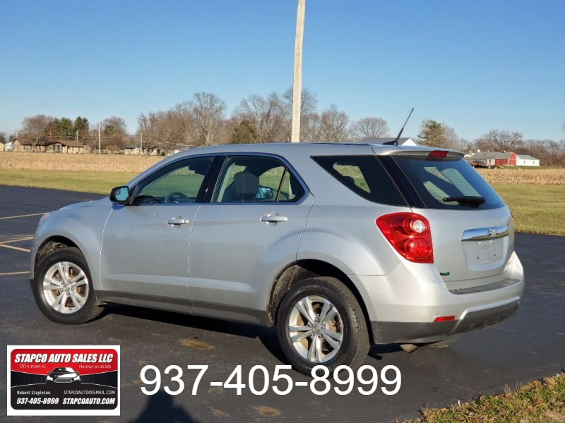 CHEVROLET EQUINOX 2012 price $7,495