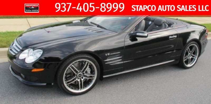MERCEDES-BENZ SL 2003 price $10,995