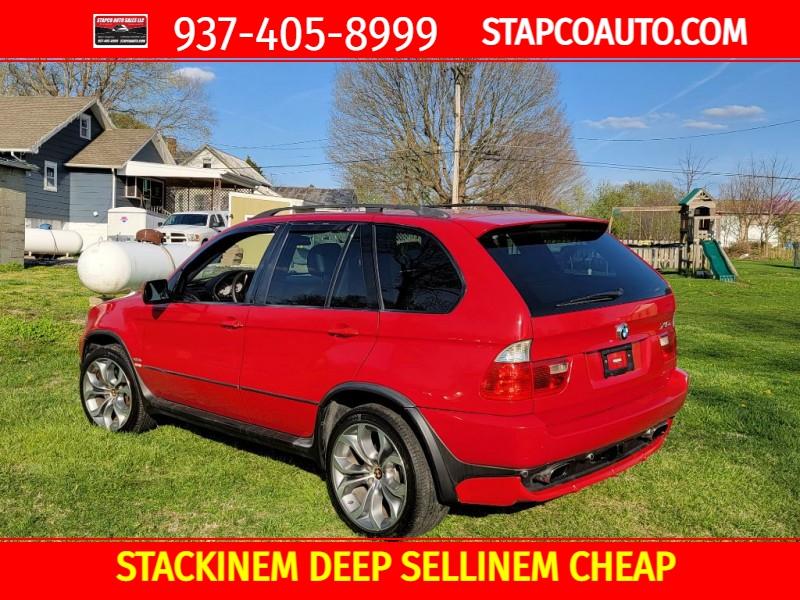 BMW X5 2004 price $7,995