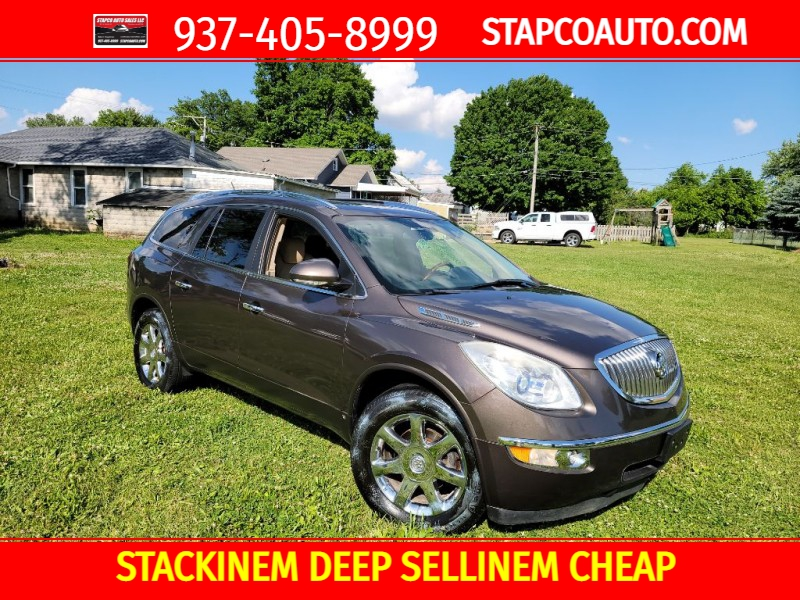 BUICK ENCLAVE 2008 price $9,995