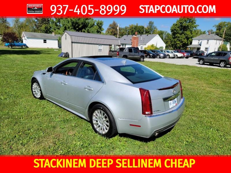 CADILLAC CTS 2011 price $9,995