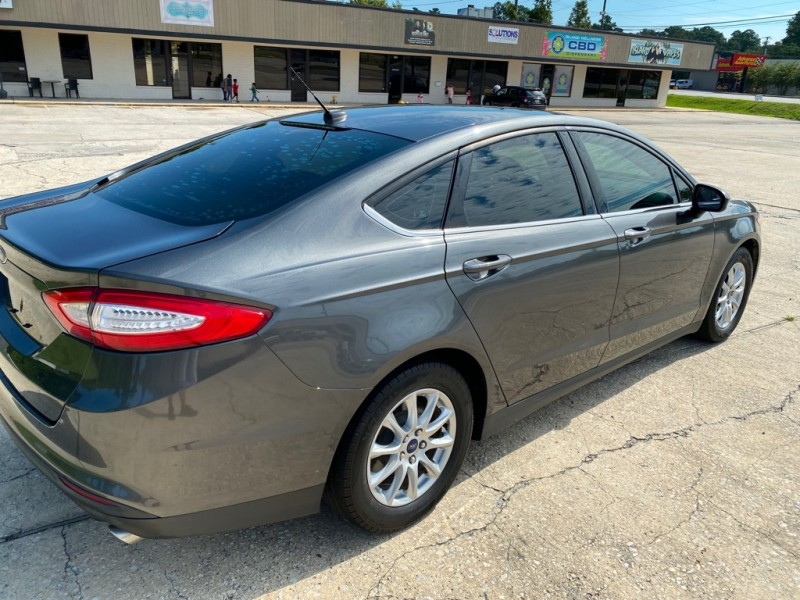 FORD FUSION 2016 price $10,380