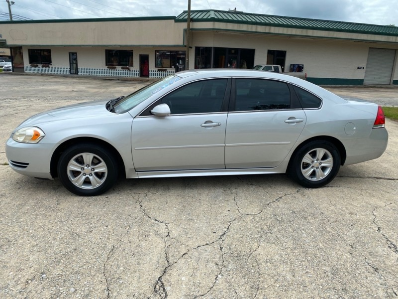 CHEVROLET IMPALA LIMITED 2015 price $9,725