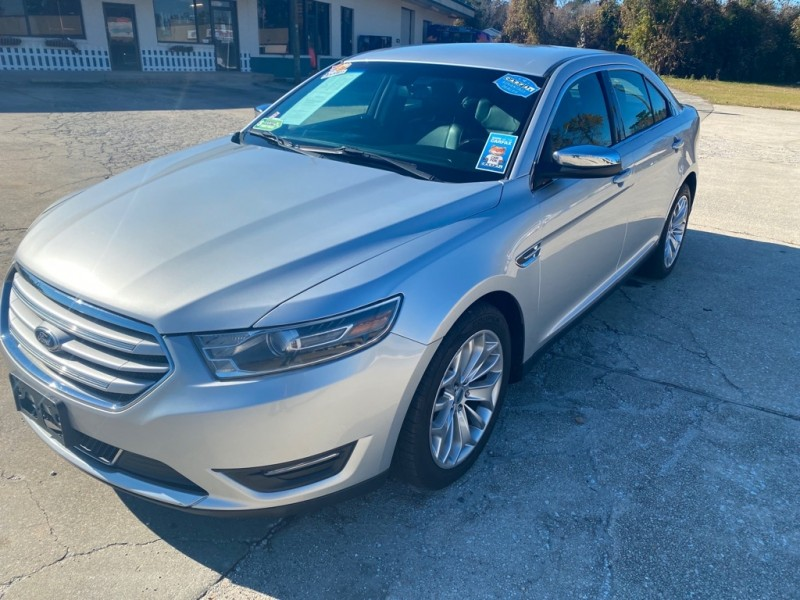 FORD TAURUS 2015 price $11,983