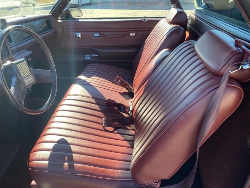 CHEVROLET EL CAMINO 1987 price $18,900