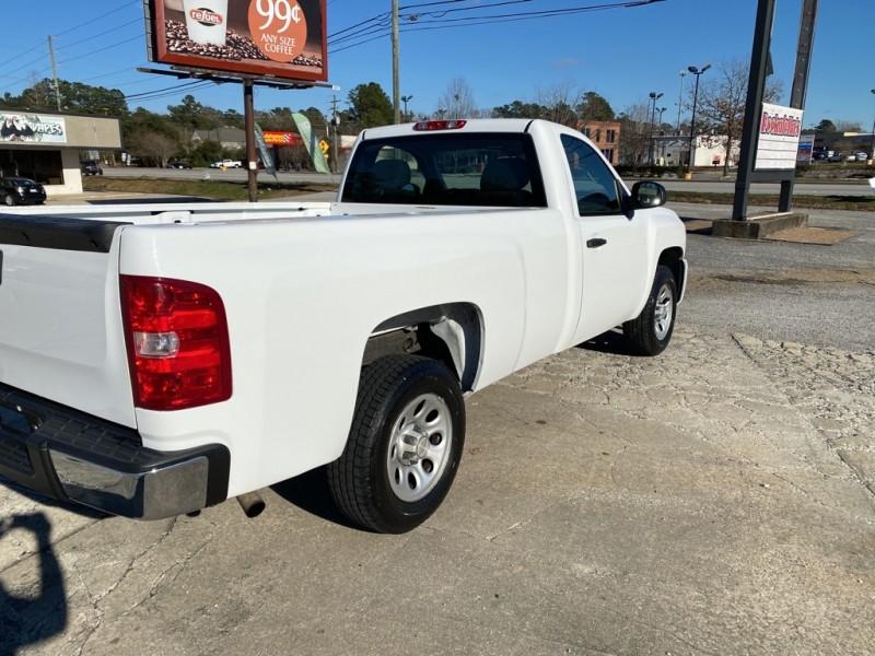 CHEVROLET SILVERADO 1500 2011 price $9,800