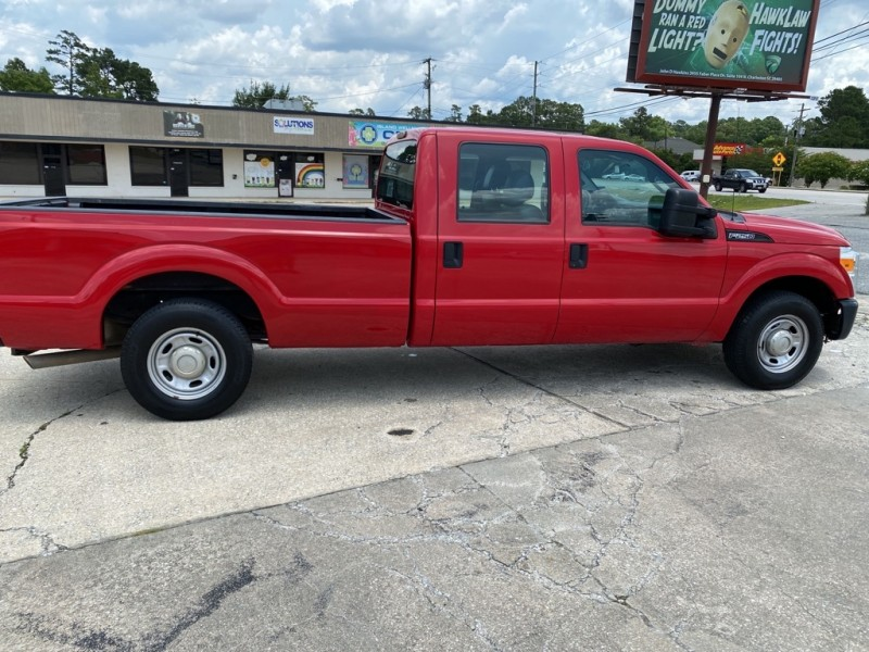 FORD F250 2015 price $17,135